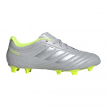 Adidas COPA 20.4 FG Adults Football Boot - GREY TWO/Matte Silver/Solar Yellow Adidas COPA 20.4 FG Adults Football Boot - GREY TWO/Matte Silver/Solar Yellow