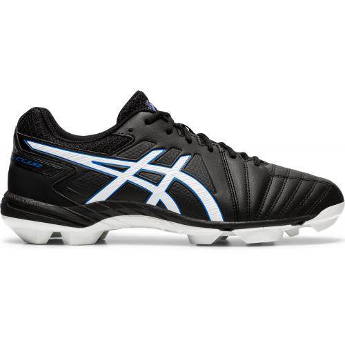 ASICS GEL-Lethal Club 10 Adults Football Boot - BLACK/WHITE