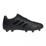 Adidas COPA 20.3 FG Adults Football Boot - Core Black/Core Black/DGH Solid Grey Adidas COPA 20.3 FG Adults Football Boot - Core Black/Core Black/DGH Solid Grey