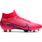 Nike Mercurial Superfly 7 Pro FG Adults Football Boot - LASER CRIMSON/BLACK Nike Mercurial Superfly 7 Pro FG Adults Football Boot - LASER CRIMSON/BLACK