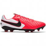 Nike Tiempo Legend 8 Pro FG Adults Football Boot - LASER CRIMSON/BLACK-WHITE