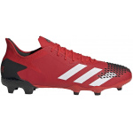 Adidas Predator 20.2 FG Adults Football Boot - Active Red/FTWR White/Core Black Adidas Predator 20.2 FG Adults Football Boot - Active Red/FTWR White/Core Black