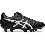 ASICS Lethal Flash IT Adults Football Boot - BLACK/WHITE ASICS Lethal Flash IT Adults Football Boot - BLACK/WHITE