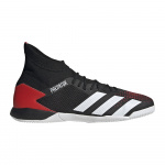 adidas PREDATOR 20.3 Adults Indoor Football Boot - Core Black/FTWR White/Active Red adidas PREDATOR 20.3 Adults Indoor Football Boot - Core Black/FTWR White/Active Red