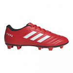 adidas COPA 20.4 FG Adults Football Boot - Active Red/FTWR White/Core Black adidas COPA 20.4 FG Adults Football Boot - Active Red/FTWR White/Core Black