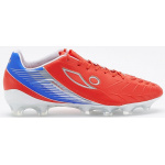 Concave HALO+ FG Adults Football Boot - RED/BLUE/WHITE