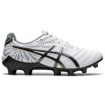 ASICS Lethal Tigreor IT FF 2 Adults Football Boot - WHITE/GUNMETAL ASICS Lethal Tigreor IT FF 2 Adults Football Boot - WHITE/GUNMETAL