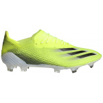 Adidas X GHOSTED.1 FG Adults Football Boot - Solar Yellow/Core Black/Team Royal Blue Adidas X GHOSTED.1 FG Adults Football Boot - Solar Yellow/Core Black/Team Royal Blue
