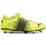 PUMA Future Z 4.1 FG Adults Football Boot - Yellow Alert/Black PUMA Future Z 4.1 FG Adults Football Boot - Yellow Alert/Black