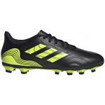 Adidas Copa Sense.4 FG Adults Football Boot - Core Black/Solar Yellow/Solar Yellow Adidas Copa Sense.4 FG Adults Football Boot - Core Black/Solar Yellow/Solar Yellow