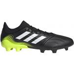 Adidas Copa Sense.3 FG Adults Football Boot - Core Black/FTWR White/Solar Yellow Adidas Copa Sense.3 FG Adults Football Boot - Core Black/FTWR White/Solar Yellow