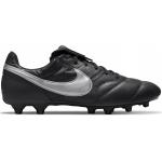 Nike Premier II FG Adults Football Boot - BLACK Nike Premier II FG Adults Football Boot - BLACK
