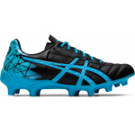 ASICS Lethal Tigreor IT FF Womens Football Boot - BLACK/AQUARIUM ASICS Lethal Tigreor IT FF Womens Football Boot - BLACK/AQUARIUM