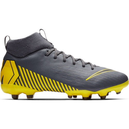 finest selection dcca2 ba69a Nike Superfly 6 Academy GS FG MG Kids Football Boot - DARK GREY BLACK-DARK  GREY   Sportsmart   Melbourne s largest sports warehouses