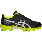 ASICS GEL-Lethal Ultimate GS Kids Football Boot - BLACK/SILVER ASICS GEL-Lethal Ultimate GS Kids Football Boot - BLACK/SILVER
