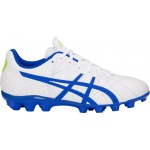 Asics Lethal Tigreor IT GS FG Kids Football Boot - WHITE/ILLUSION BLUE Asics Lethal Tigreor IT GS FG Kids Football Boot - WHITE/ILLUSION BLUE