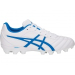 ASICS Lethal Flash IT GS Kids Football Boot - WHITE/ELECTRIC BLUE ASICS Lethal Flash IT GS Kids Football Boot - WHITE/ELECTRIC BLUE