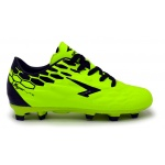 SFIDA Stealth FG Kids Football Boot - LIME/BLACK SFIDA Stealth FG Kids Football Boot - LIME/BLACK