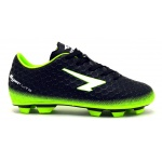 SFIDA Sting FG Kids Football Boot - BLACK/LIME SFIDA Sting FG Kids Football Boot - BLACK/LIME