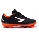 SFIDA Sting FG Kids Football Boot - BLACK/ORANGE SFIDA Sting FG Kids Football Boot - BLACK/ORANGE