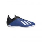 adidas X 19.4 Kids Indoor Football Boot - Team Royal Blue/FTWR White/Core Black adidas X 19.4 Kids Indoor Football Boot - Team Royal Blue/FTWR White/Core Black