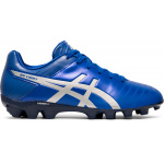 ASICS DS Light 3 GS Kids Football Boot - ASICS BLUE/SILVER ASICS DS Light 3 GS Kids Football Boot - ASICS BLUE/SILVER