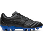 ASICS Lethal Flash IT GS Kids Football Boot - BLACK/ASICS BLUE ASICS Lethal Flash IT GS Kids Football Boot - BLACK/ASICS BLUE