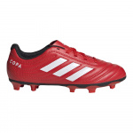 adidas COPA 20.4 FG Kids Football Boot - Active Red/FTWR White/Core Black adidas COPA 20.4 FG Kids Football Boot - Active Red/FTWR White/Core Black