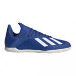 adidas X 19.3 Kids Indoor Football Boot - Team Royal Blue/FTWR White/Core Black adidas X 19.3 Kids Indoor Football Boot - Team Royal Blue/FTWR White/Core Black