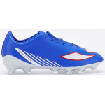 Concave Volt FG Kids Football Boot - Blue/White/Red Concave Volt FG Kids Football Boot - Blue/White/Red