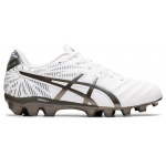 ASICS Lethal Tigreor IT 2 GS Kids Football Boot - WHITE/GUNMETAL ASICS Lethal Tigreor IT 2 GS Kids Football Boot - WHITE/GUNMETAL