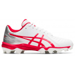 ASICS GEL-Lethal Ultimate GS Kids Football Boot - WHITE/CLASSIC RED ASICS GEL-Lethal Ultimate GS Kids Football Boot - WHITE/CLASSIC RED