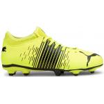 PUMA Future Z 4.1 FG Kids Football Boot - Yellow Alert/Black PUMA Future Z 4.1 FG Kids Football Boot - Yellow Alert/Black