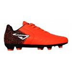 NOMIS TEMPO FG Kids Football Boot - Orange/Black NOMIS TEMPO FG Kids Football Boot - Orange/Black