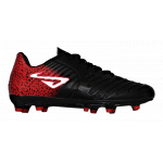 NOMIS TEMPO FG Kids Football Boot - Black/Red NOMIS TEMPO FG Kids Football Boot - Black/Red