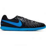 Nike Legend 8 Club IC Adults Indoor Football Boot - BLACK/BLUE HERO Nike Legend 8 Club IC Adults Indoor Football Boot - BLACK/BLUE HERO