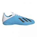Adidas X 19.4 Adults Indoor Football Boot - bright cyan/core black/shock pink - AUGUST Adidas X 19.4 Adults Indoor Football Boot - bright cyan/core black/shock pink - AUGUST