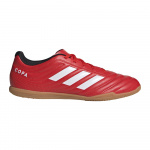 adidas COPA 20.4 Adults Indoor Football Boot - Active Red/FTWR White/Core Black adidas COPA 20.4 Adults Indoor Football Boot - Active Red/FTWR White/Core Black