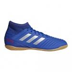 adidas PREDATOR TANGO 19.3 Kids Indoor Football Boot - bold blue/silver met./active red adidas PREDATOR TANGO 19.3 Kids Indoor Football Boot - bold blue/silver met./active red