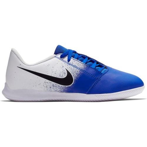4db54dc1bb8 Nike Phantom VENOM Club IC Kids Indoor Football Boot - WHITE BLACK-RACER  BLUE