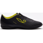 Concave Halo+ Kids Indoor Football Boot - Black/Neon Yellow Concave Halo+ Kids Indoor Football Boot - Black/Neon Yellow