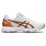 ASICS 350 NOT OUT FF Womens Cricket Shoe - WHITE/PURE BRONZE ASICS 350 NOT OUT FF Womens Cricket Shoe - WHITE/PURE BRONZE