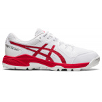 ASICS GEL-Peake Adults Cricket Shoe - WHITE/ELECTRIC RED ASICS GEL-Peake Adults Cricket Shoe - WHITE/ELECTRIC RED