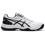 ASICS GEL-Lethal Field Adults Cricket Shoe - WHITE/BLACK ASICS GEL-Lethal Field Adults Cricket Shoe - WHITE/BLACK