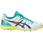 Asics GEL-ODI Adults Cricket Shoe - White/Lapis/Insignia Blue - AUGUST Asics GEL-ODI Adults Cricket Shoe - White/Lapis/Insignia Blue - AUGUST