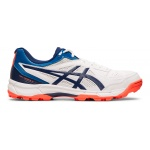 Asics GEL-Peake 5 Adults Cricket Shoe - WHITE/BLUE EXPANSE Asics GEL-Peake 5 Adults Cricket Shoe - WHITE/BLUE EXPANSE