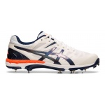 ASICS GEL-ODI Adults Cricket Shoe - WHITE/BLUE EXPANSE ASICS GEL-ODI Adults Cricket Shoe - WHITE/BLUE EXPANSE