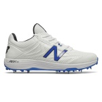 New Balance CK10v4 Minimus Adults Cricket Shoe - Vivid Cobalt/Munsell White New Balance CK10v4 Minimus Adults Cricket Shoe - Vivid Cobalt/Munsell White