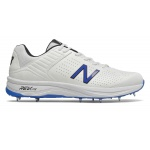 New Balance CK4030v4 2E WIDE Adults Cricket Shoe - Vivid Cobalt/Munsell White New Balance CK4030v4 2E WIDE Adults Cricket Shoe - Vivid Cobalt/Munsell White