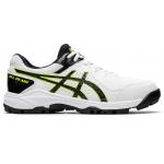 ASICS GEL Peake 6 Adults Cricket Shoe - WHITE/BLACK ASICS GEL Peake 6 Adults Cricket Shoe - WHITE/BLACK